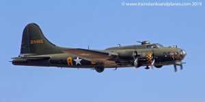 2015 Show - American Boeing B-17 Flying Fortress