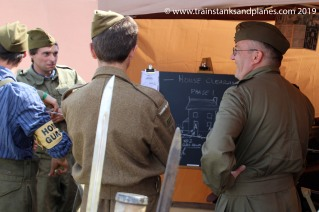 2016 Show - British Home Guard briefing