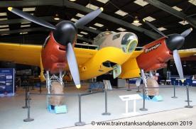 Prototype De Havilland Mosquito