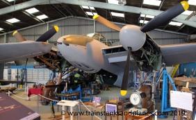 De Havilland Mosquito FB VI - as used in the raid
