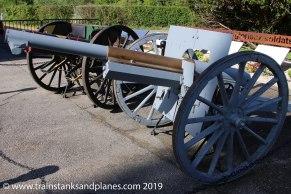 French 75mm Gun WWI