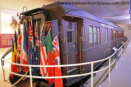Representative carriage