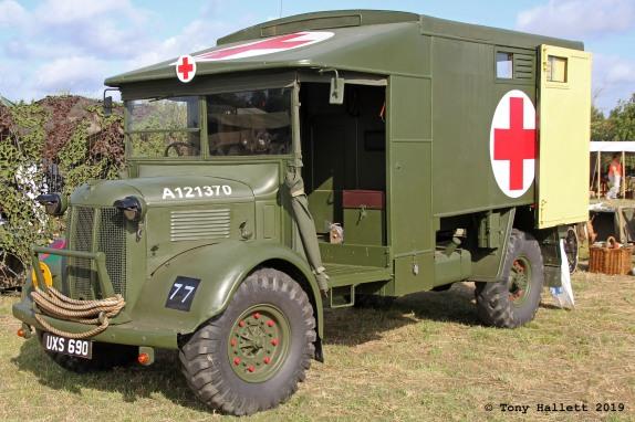 Austin K2 Ambulance