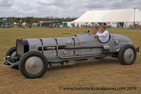 Meteor '1920s Brooklands style' racing car