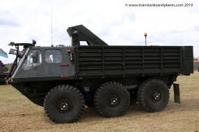Stalwart Amphibious Truck
