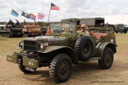 Dodge Command Car