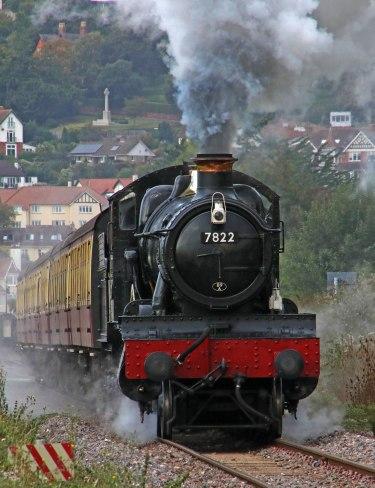 78xx Class 4-6-0 Foxcote Manor - Location 1