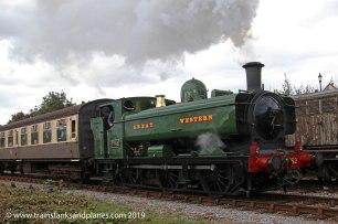 57xx Class 0-6-0PT r/n 7752 - Location 3