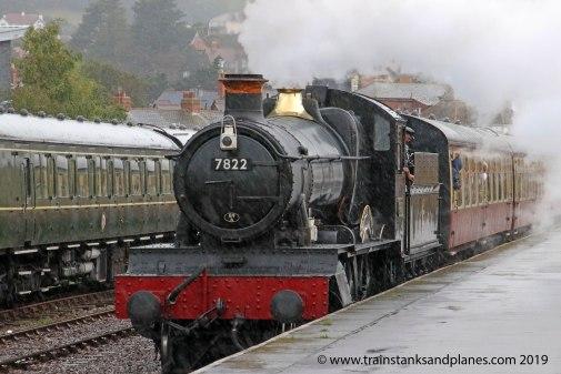 78xx Class 4-6-0 Foxcote Manor - Location 2