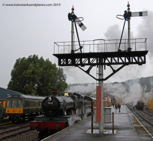 78xx Class 4-6-0 Foxcote Manor r/n 7822 - Location 2