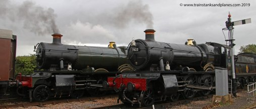 78xx Class 4-6-0s Foxcote Manor & Odney Manor - Location 5