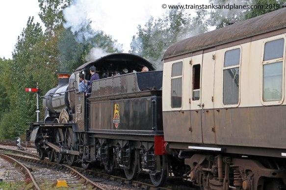 78xx Class 4-6-0 Foxcote Manor - Location 5
