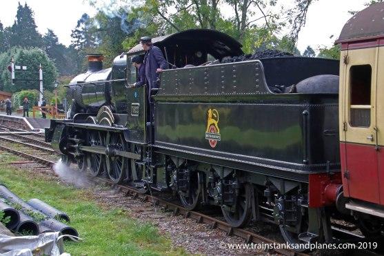 78xx Class 4-6-0 Foxcote Manor - Location 7