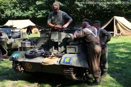 British Universal carrier - WW2