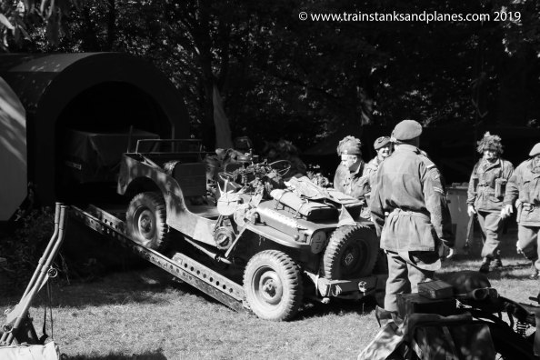 British Jeep - WW2