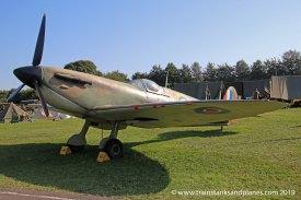 RAF Supermarine Spitfire I (replica) - WW2