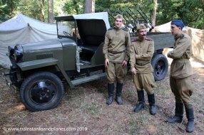 "Soviet Katyusha ""Stalins Organ"" - WW2"