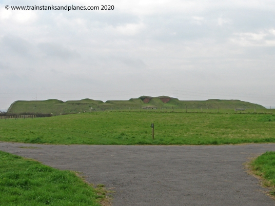 Fort nelson,looking South West