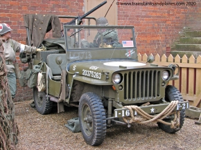 Jeep, licence built by Hotchkiss - French