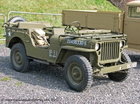 Willys Jeep - American