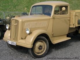 Opel Blitz 1.5 ton truck, 1943 model - German
