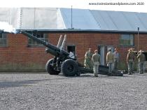 BL 5.5 inch Medium Gun - British