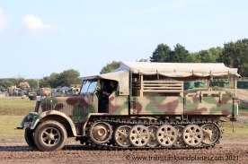 Sd.Kfz 7 8-ton semi-track